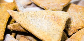 lentil crackers recipe