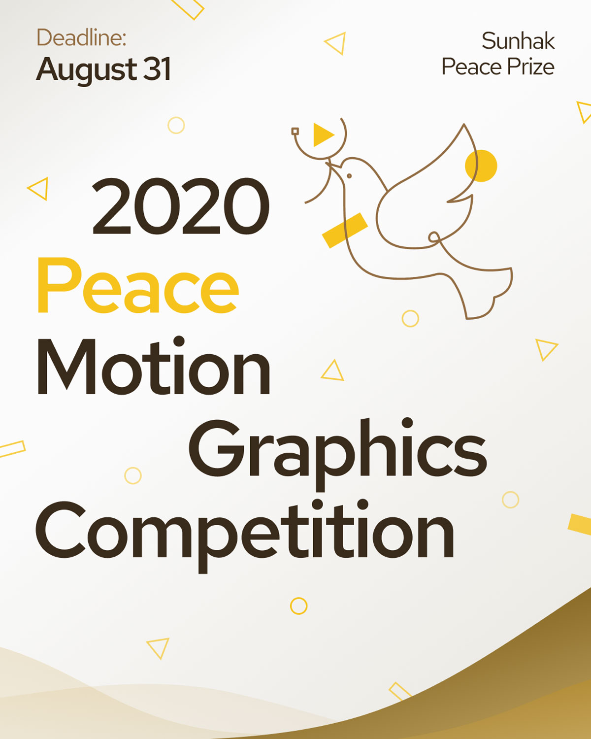 2020-Peace-Motion-Graphics-Competition