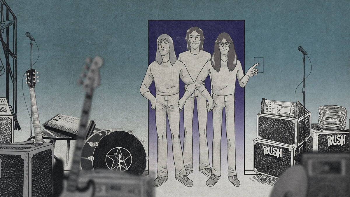Rush Get Into The Spirit Of Radio video