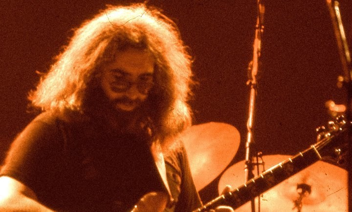 Jerry Garcia 1978 Photo courtesy of Elliott Newhouse