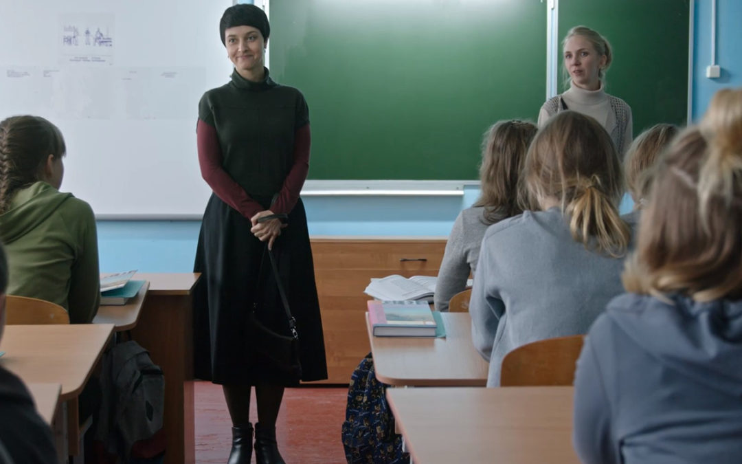 004 The pencil - ПРОСТОЙ КАРАНДАШ