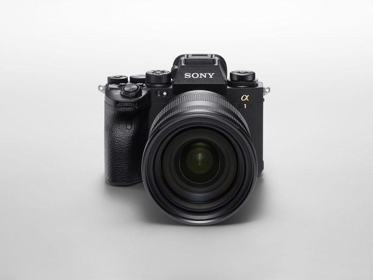 Sony-Alpha-1-Camera-front
