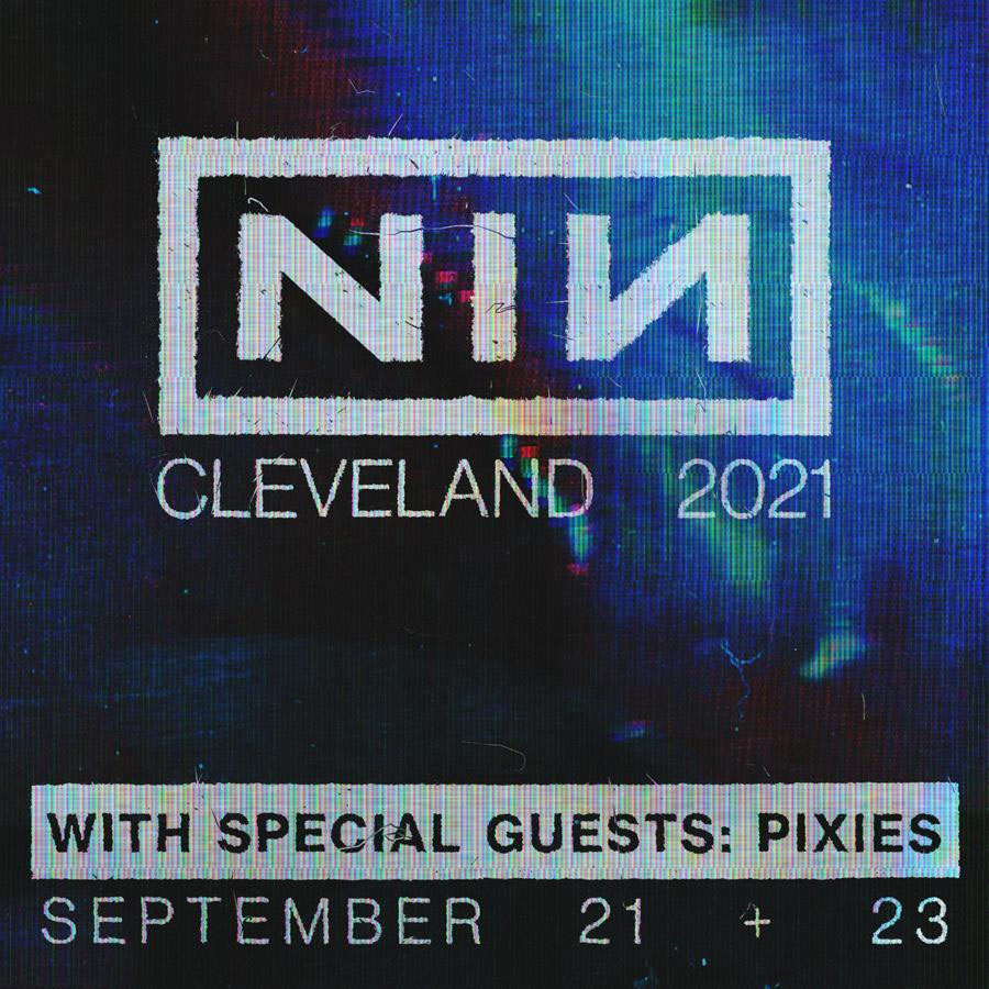 Nine Inch Nails Shows 2021